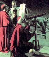 Galilei en zijn telescoop