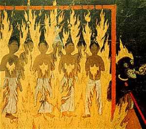 De islamitische hel wordt bevolkt door vrouwen