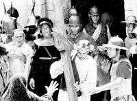Historische Jezus-verfilming volgens het evangelie van Matteus, van Pasolini