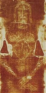 Fragment lijkwade van Turijn