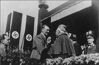 Hitler katholiek